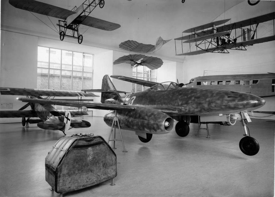 Messerschmitt. Фото © ТАСС / Imago