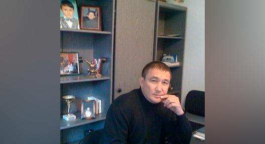 Предполагаемый отец Моргенштерна Тагир Валеев. Фото © ОК / Тагир Валеев