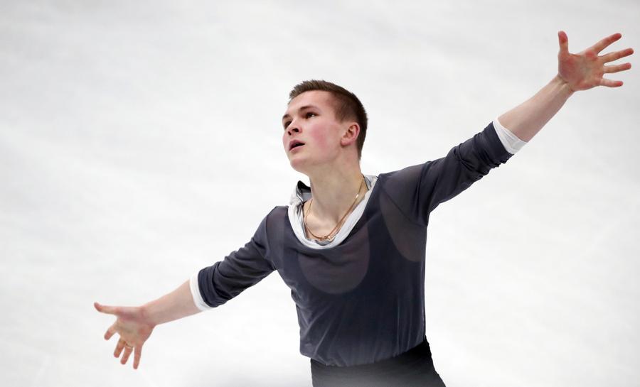 <p>Михаил Коляда. Фото © ТАСС / Наталия Федосенко</p>