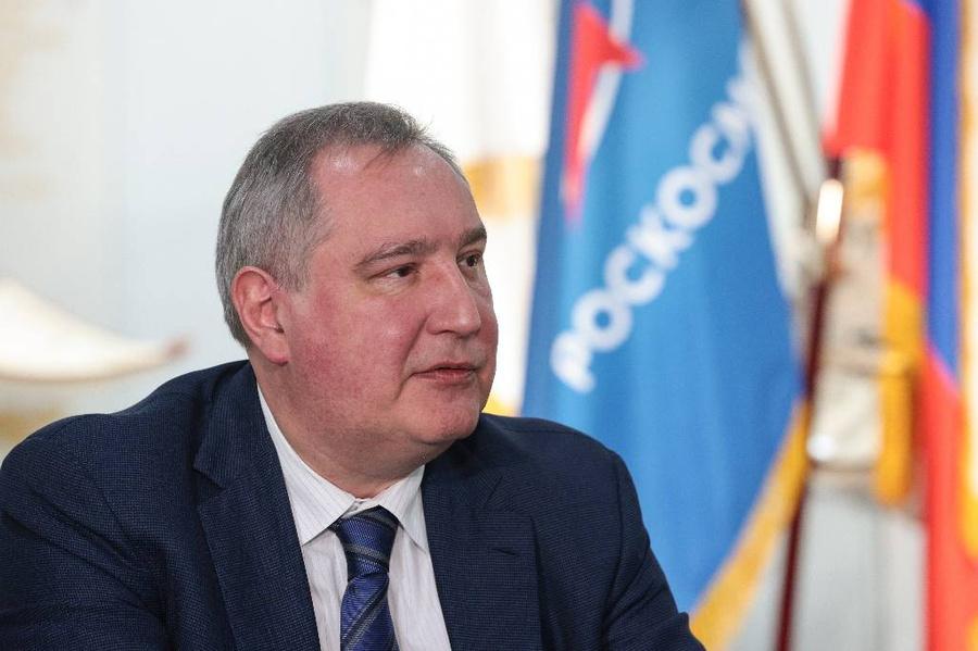 <p>Дмитрий Рогозин. Фото © ТАСС / Сергей Бобылев</p>