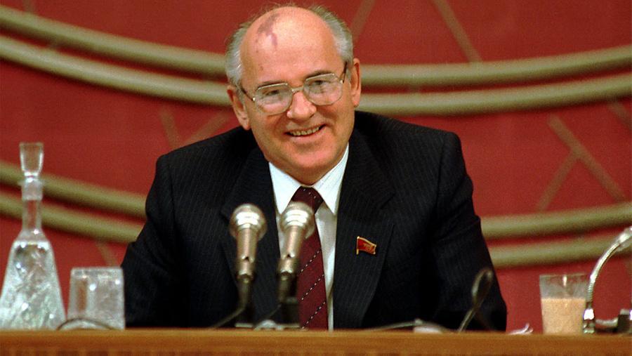<p>Михаил Горбачёв. Фото © ТАСС / Александра Чумичева</p>