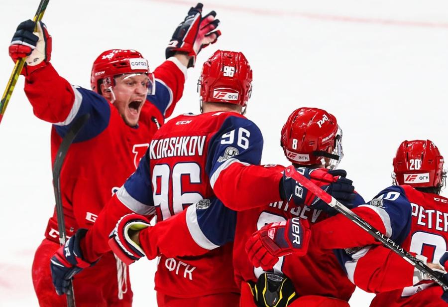 <p>Фото © Пресс-служба КХЛ</p>
