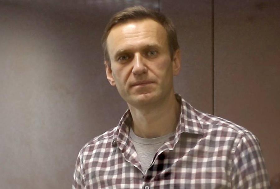 <p>Алексей Навальный. Фото © ТАСС / Пресс-служба Мосгорсуда</p>