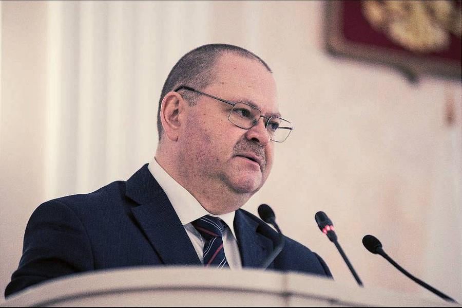 <p>Олег Мельниченко. Фото © ТАСС / Максим Буданов</p>