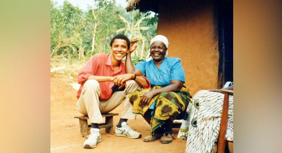 "<p>Барак Обама со своей бабушкой. Фото © Twitter / <a href=""https://twitter.com/BarackObama"" target=""_blank"" rel=""noopener noreferrer"">Barack Obama</a></p>"
