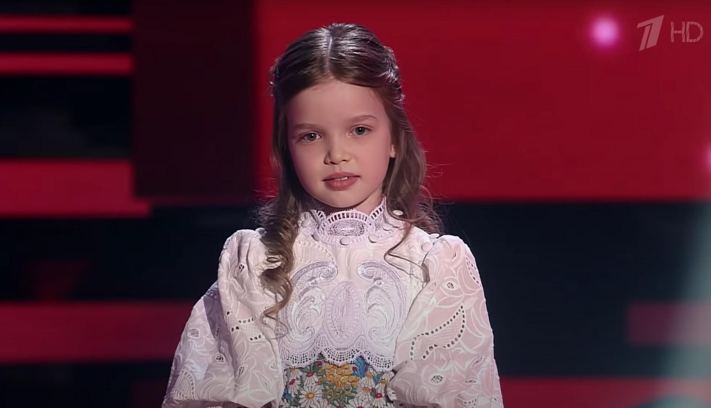 """Фото © youtube.com / """"Голос. Дети"""""""