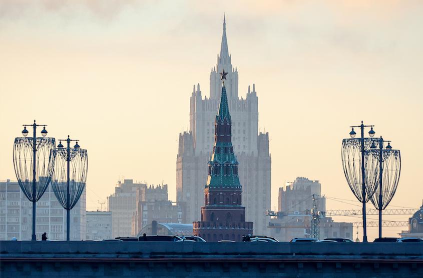 <p>Здание МИД РФ в Москве. Фото © Валерий Шарифулин / ТАСС</p>