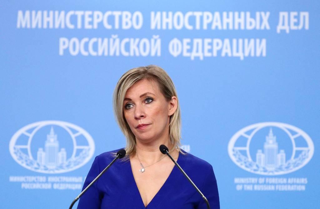 """""""Какой-то паноптикум"""": Захарова не оценила идею Авакова о вещании из Киева на русском"""