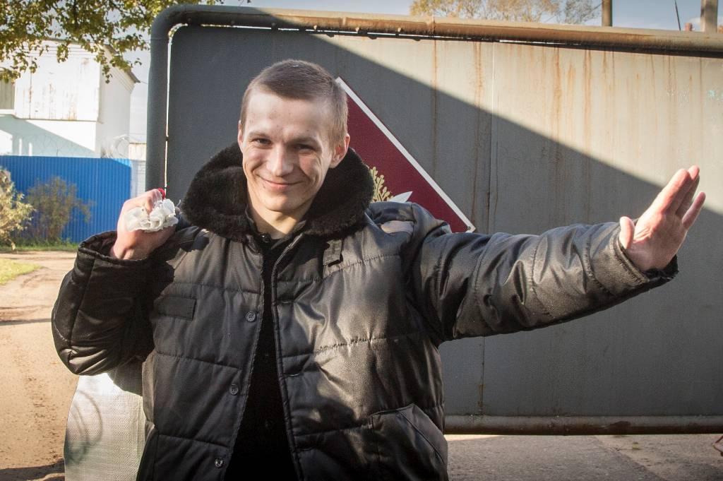 Задержан потерпевший по делу о пытках в ярославской ИК-1