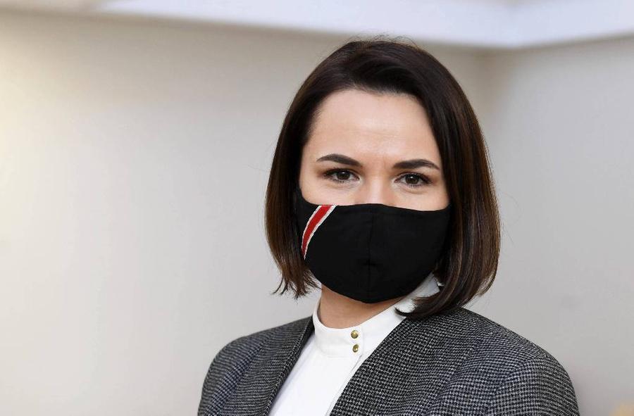 <p>Светлана Тихановская. Фото © ТАСС / imago images / Lehtikuva</p>