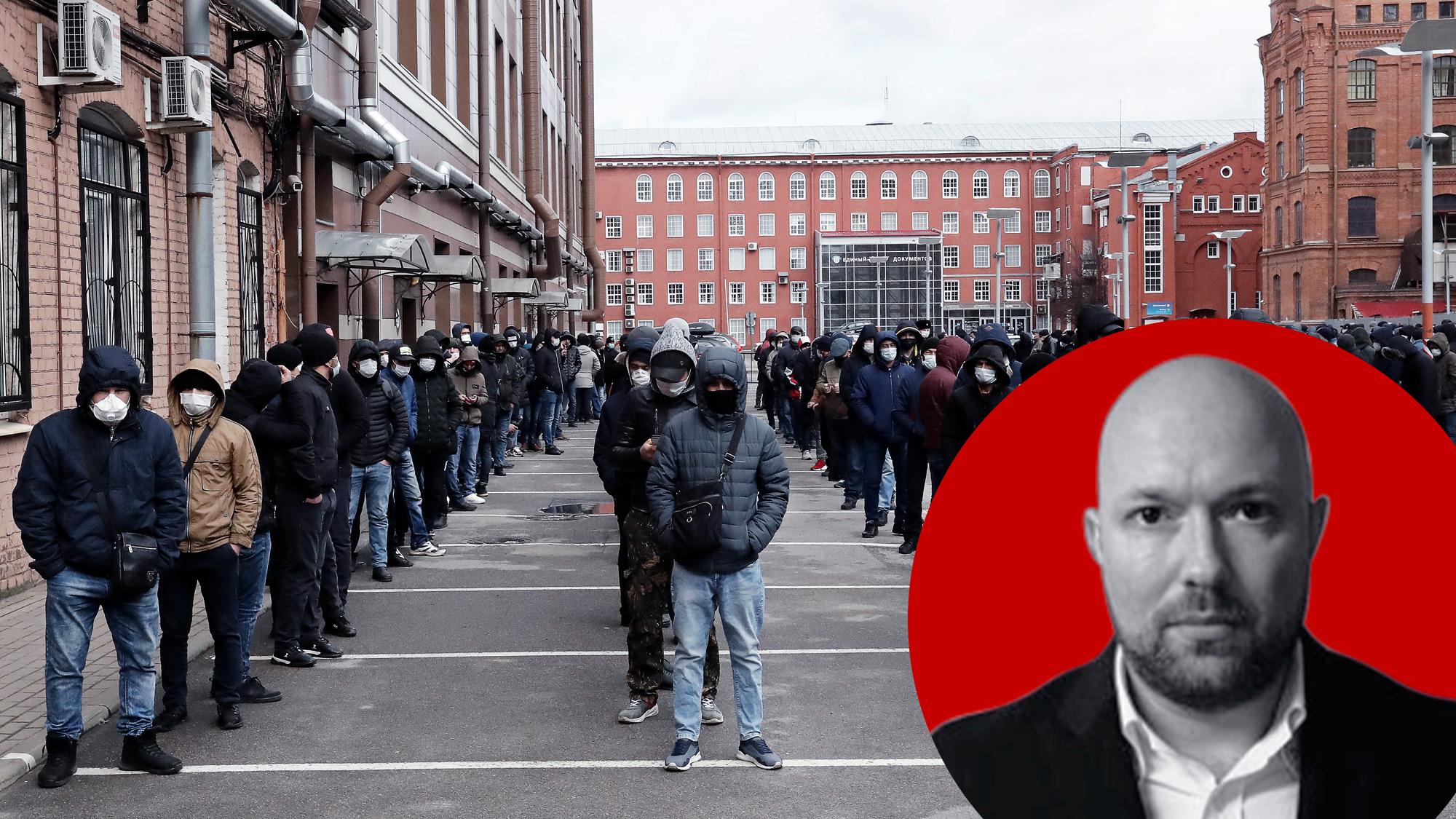 Российская феминистка объявила сбор денег для мигрантов после расправы над семьёй под Нижним Новгородом