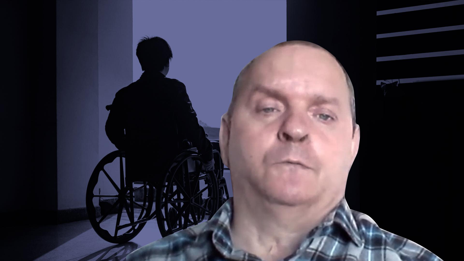 """""""Мой поступок не героический"""": Как парализованный житель Пятигорска помогает другим"""
