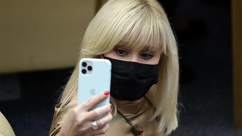 Оксана Пушкина предложила отслеживать перемещения скопинского маньяка с помощью GPS-трекера