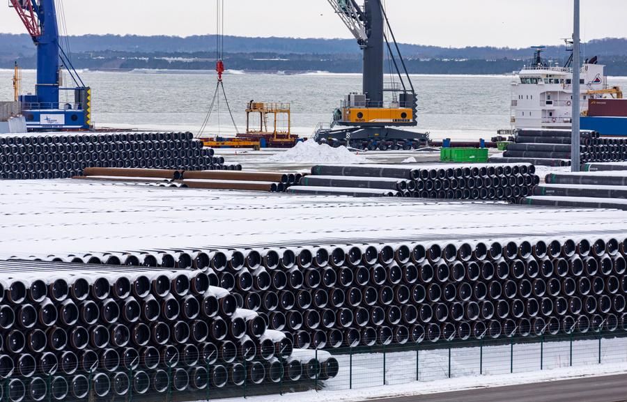 Оператор Северного потока  2 отказался комментировать иск экологов