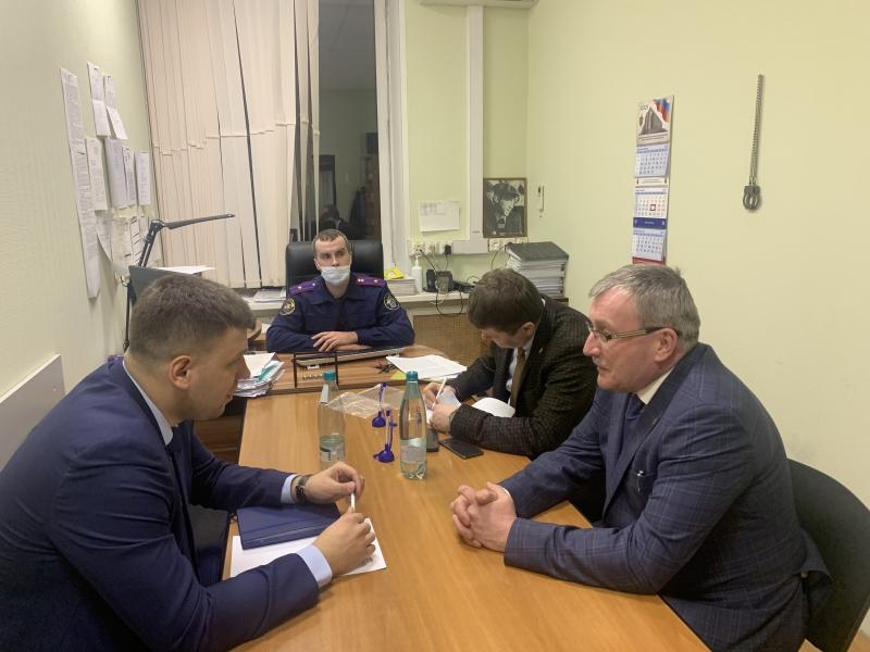 Глава Кировского района Ленобласти задержан по делу о злоупотреблении полномочиями
