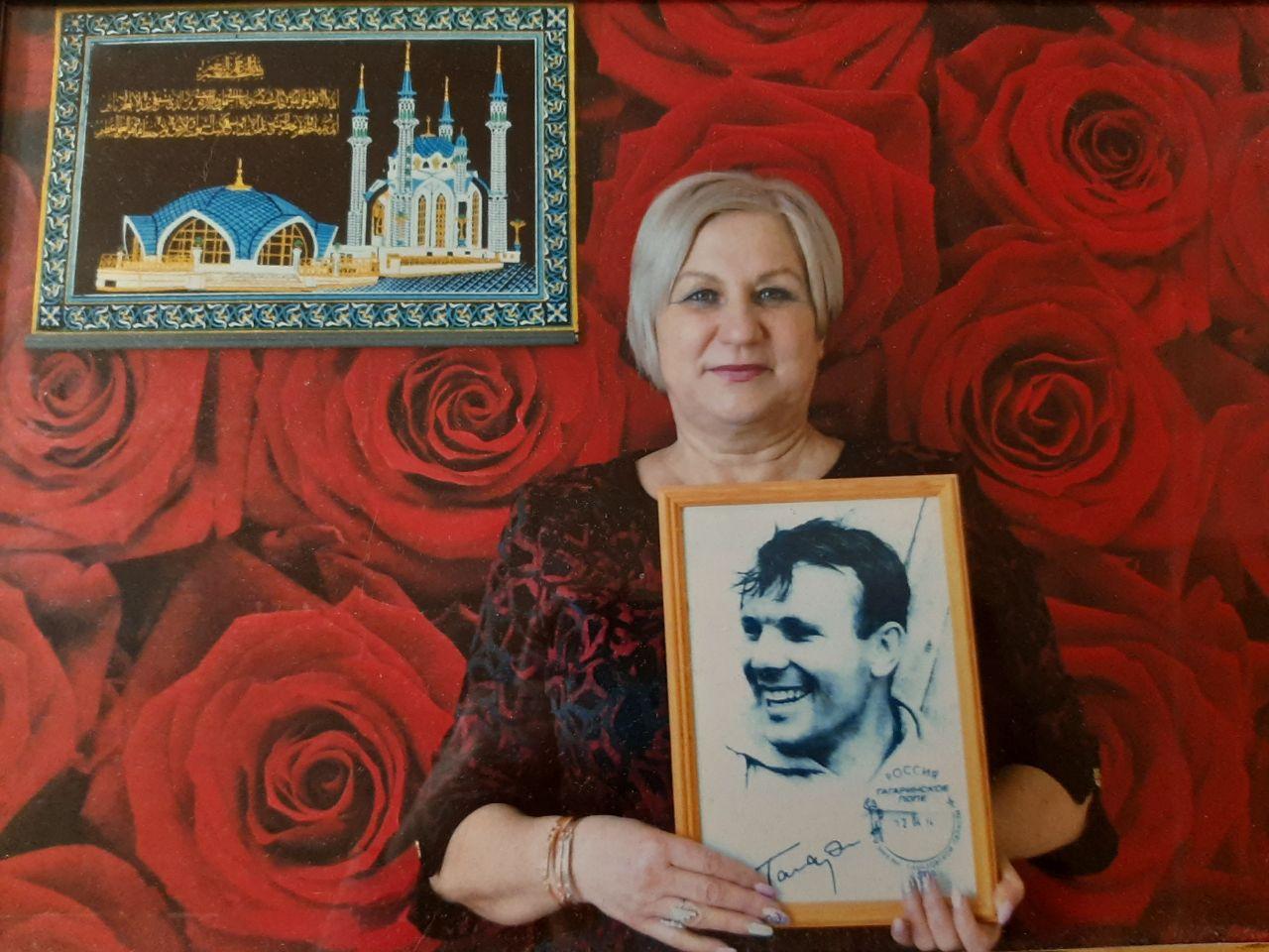 Фото © Из архива Румии Нурскановой