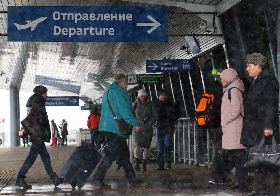 Фото © ТАСС / Пётр Ковалёв