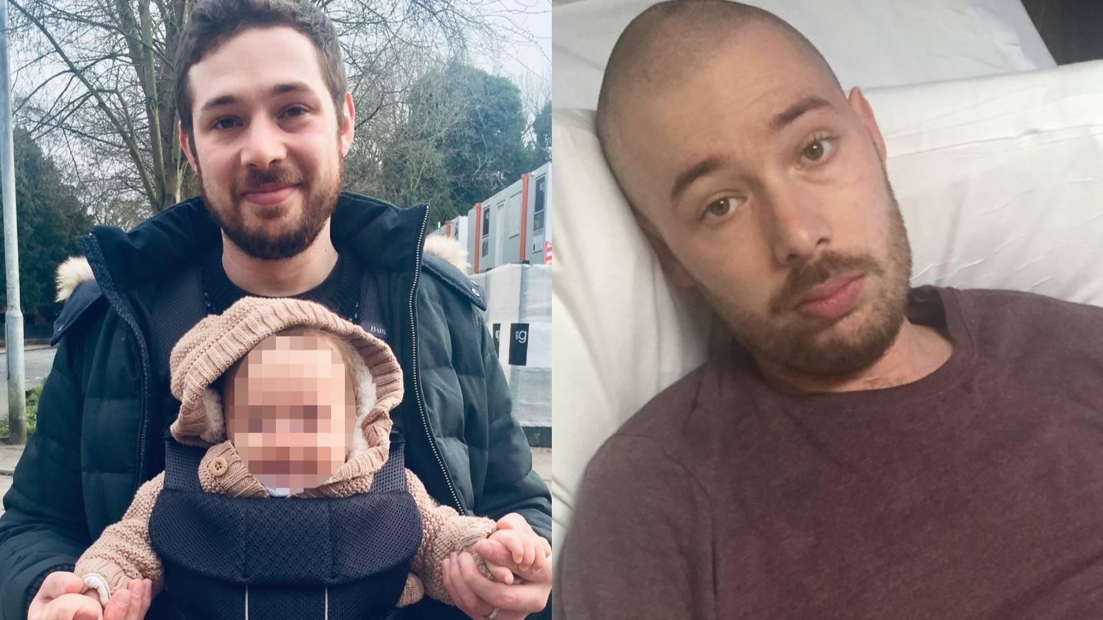 Папа, умирая от рака, написал для сына прощальную книгу, которая поможет малышу принять его смерть