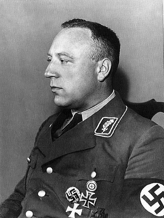 Отто-Генрих Дрехслер. Фото © Wikipedia