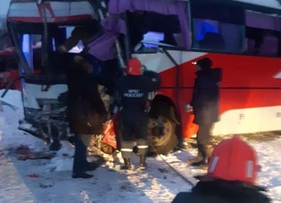 Врачи рассказали о состоянии пострадавших при столкновении автобусов на Камчатке