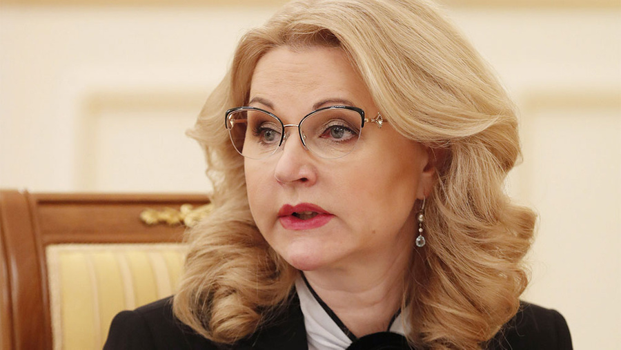 <p>Татьяна Голикова. Фото © ТАСС / Дмитрий Астахов / POOL</p>