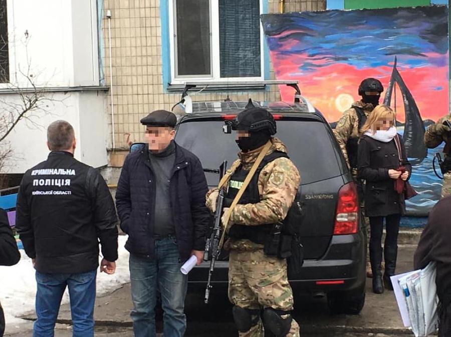 <p>Фото © Пресс-служба Киевской областной прокуратуры</p>