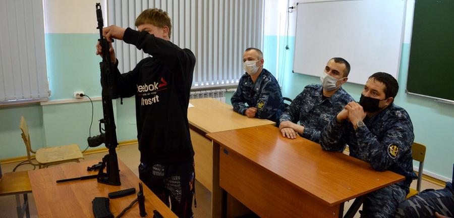<p>Фото © Пресс-служба УФСИН России по Камчатскому краю</p>