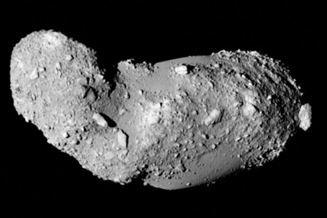Учёные нашли воду и внеземную органику в грунте с астероида Итокава