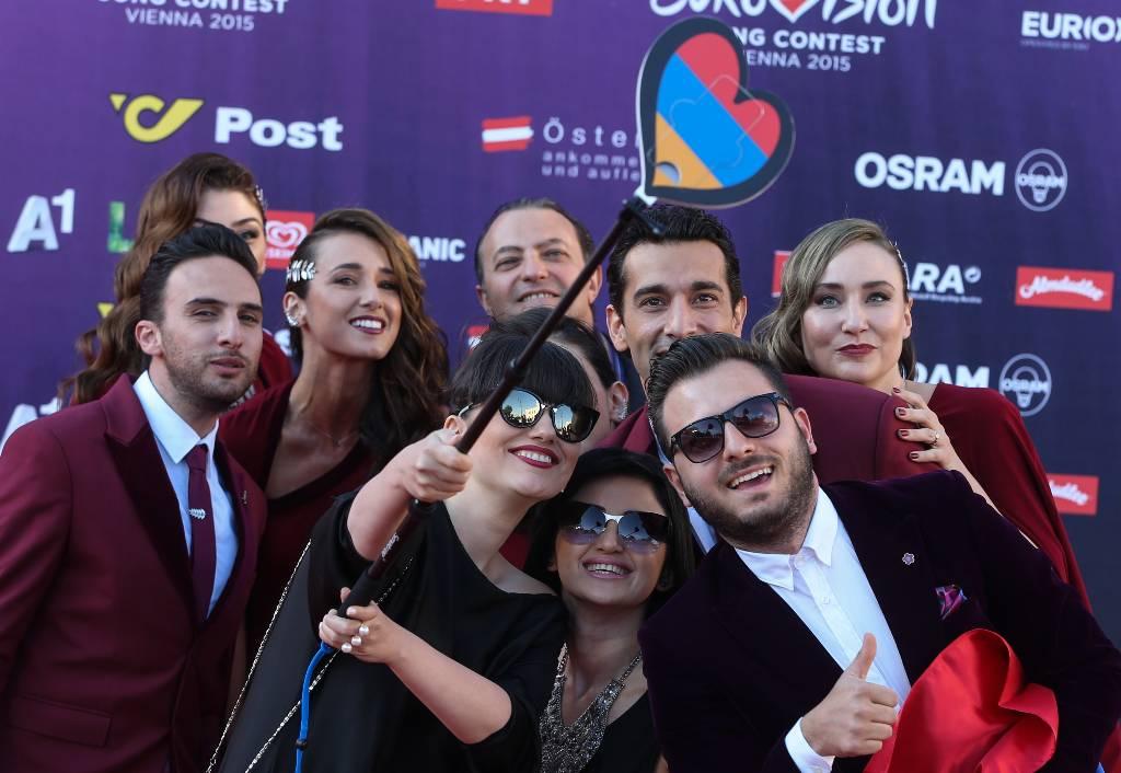 Армения отказалась участвовать в Евровидении
