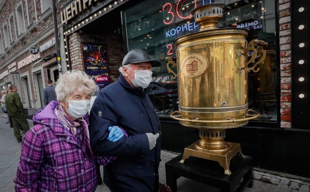 Собянин отменил обязательную самоизоляцию для пожилых москвичей