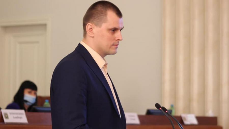 Выступление на русском языке закончилось для украинского депутата исключением из партии