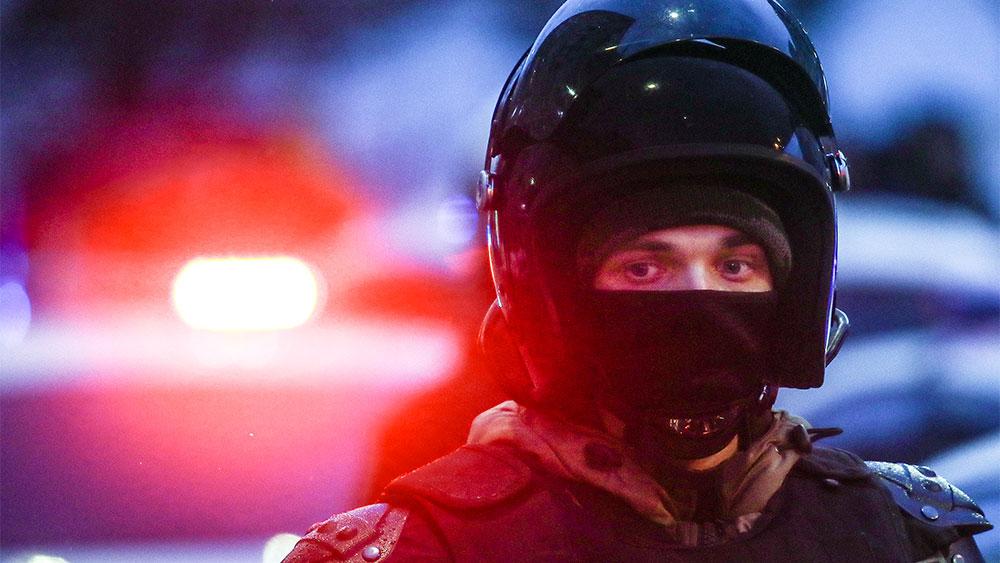СКР: В незаконных акциях 23 и 31 января участвовало 1,4 тысячи подростков