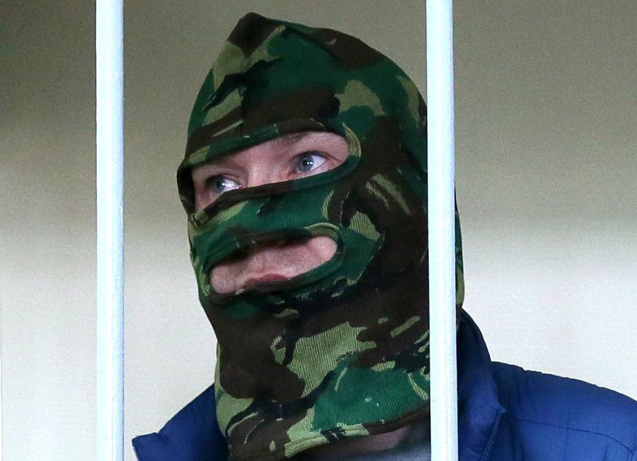 <p>Александр Воробьёв на суде по избранию меры пресечения. Архивное фото © ТАСС / Владимир Гердо</p>