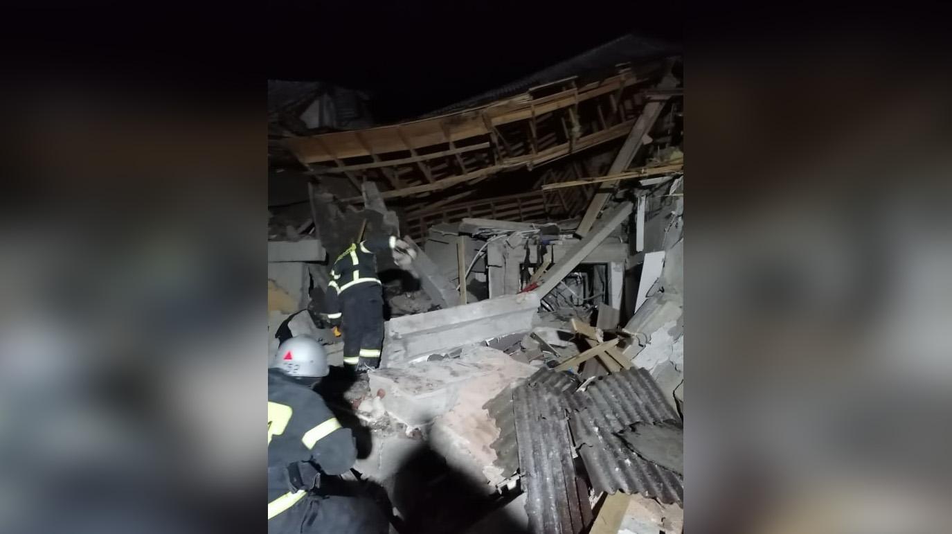 В подмосковном частном доме взорвался газ, серьёзные ожоги получила девочка-подросток