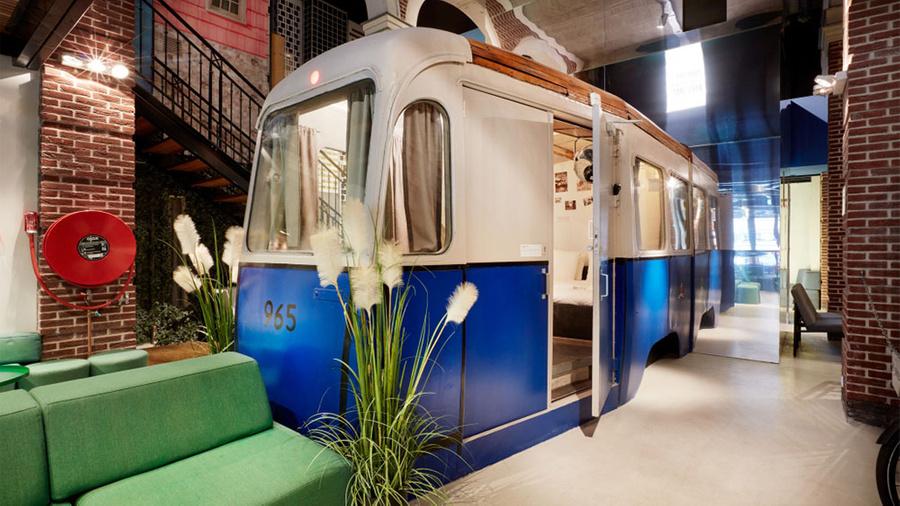 Фото © hotelnothotel.com