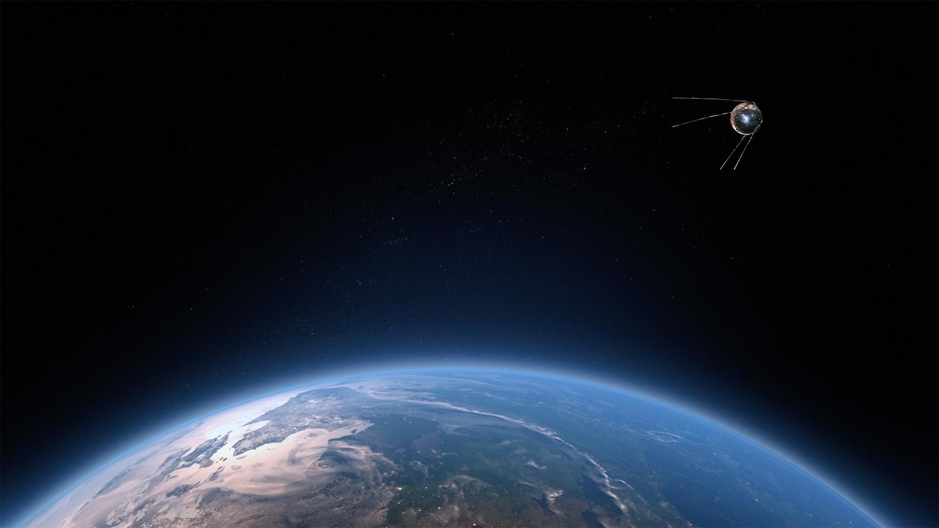 """США испугались российского """"спутника-матрёшки"""" в космосе"""