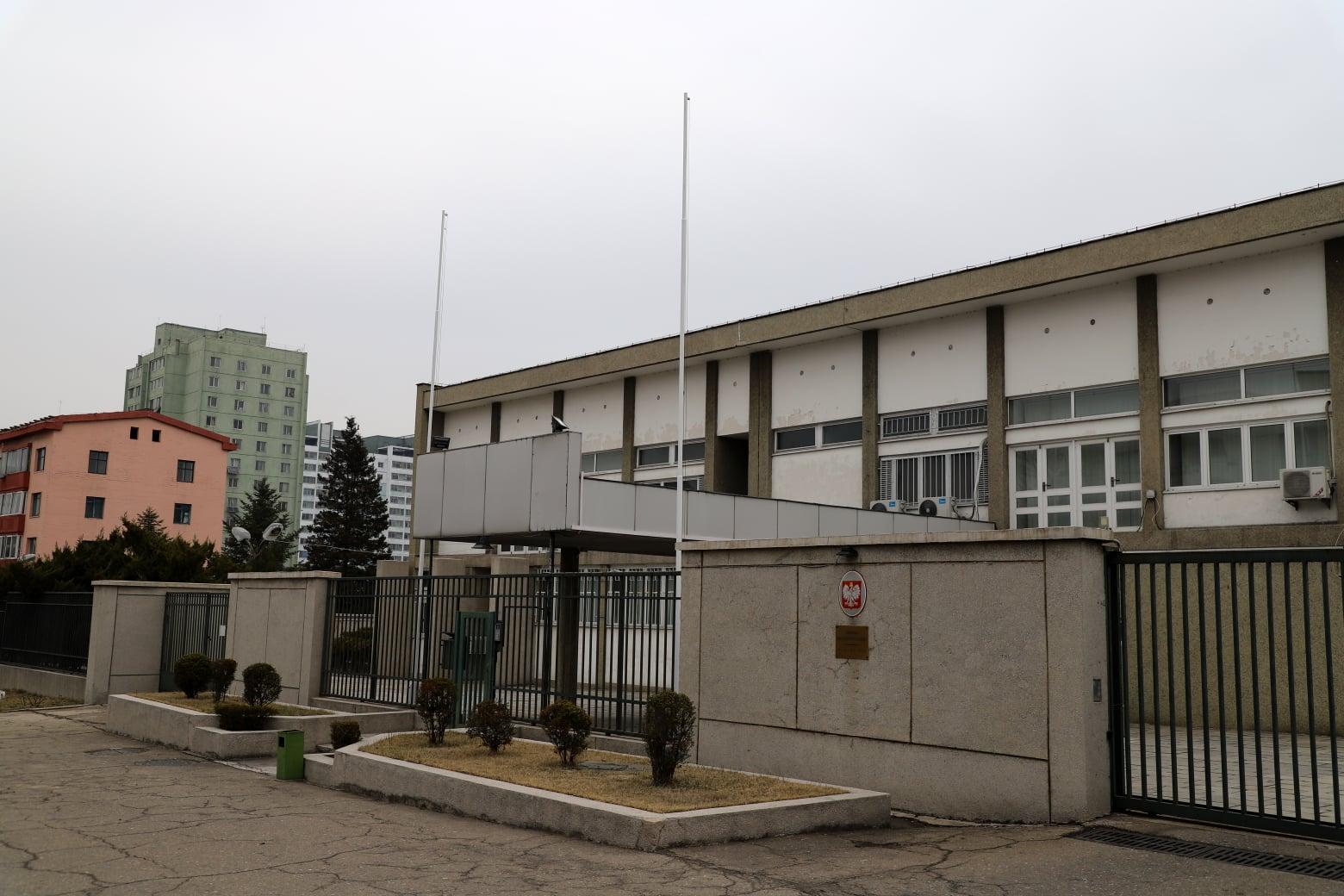 Фото © Facebook / Посольство России в КНДР