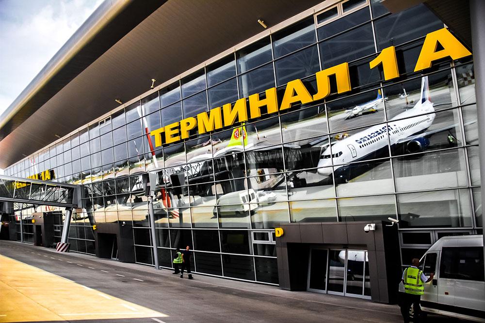 Аэропорт в Казани. Фото © visitrussia.org.uk