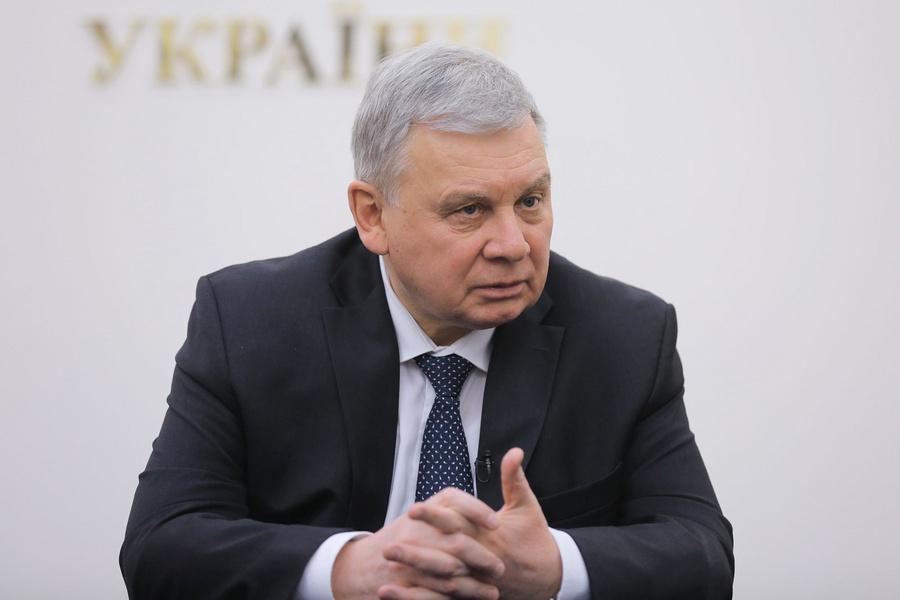 "<p>Андрей Таран. Фото © <a href=""https://www.mil.gov.ua/news/2021/04/10/zayava-ministra-oboroni-ukraini-andriya-tarana/"" target=""_blank"" rel=""noopener noreferrer"">Минобороны Украины</a></p>"
