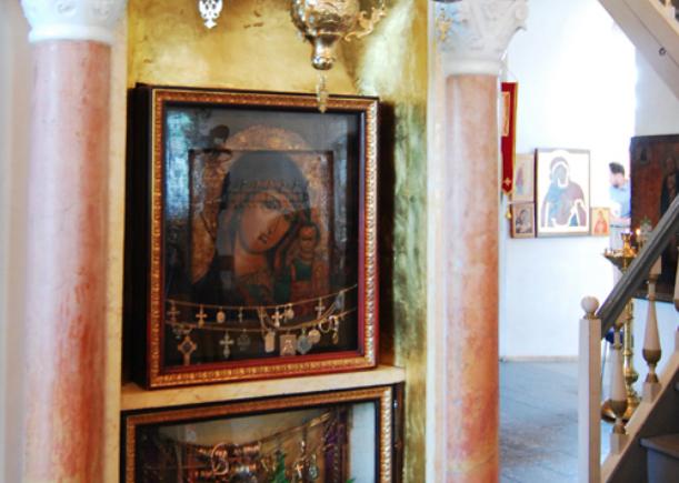 <p>Фото © Храм Казанской иконы Божией Матери в Пучково</p>