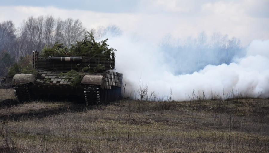 <p>Фото © Facebook / Операція об&#x27;єднаних сил</p>
