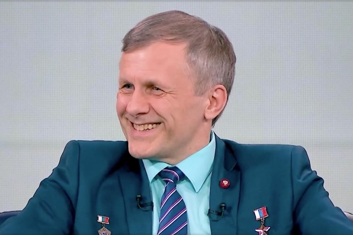 Нетрудно представить: Космонавт Борисенко рассказал, что удерживает его коллег от секса в невесомости