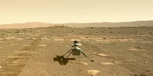 Фото © NASA / JPL - Caltech/Thomas Appéré