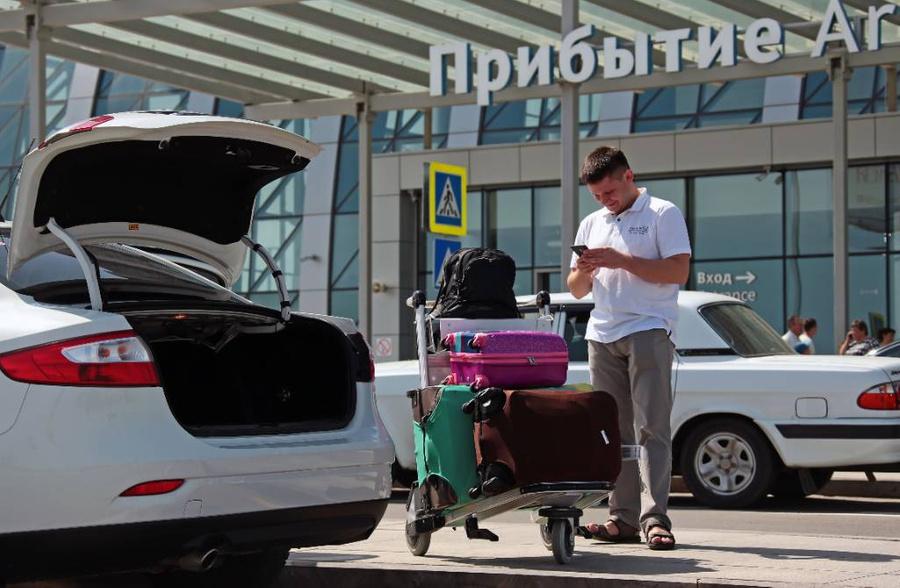 Фото © ТАСС /Сергей Мальгавко