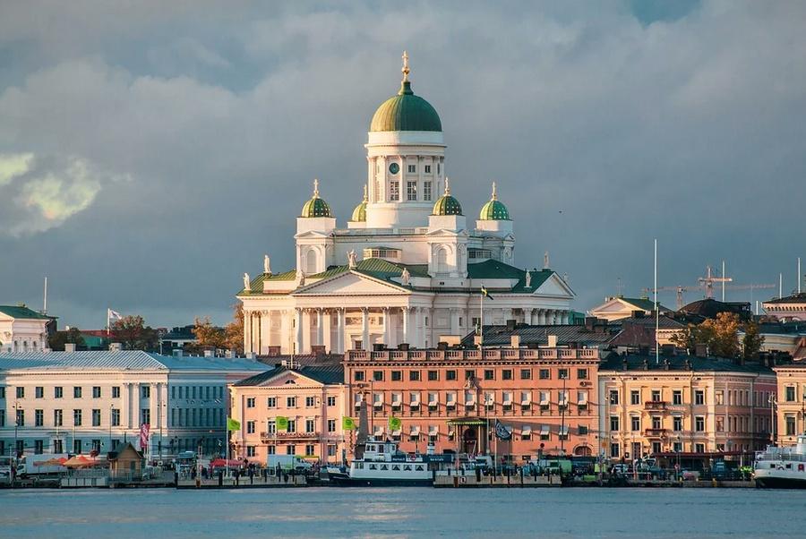 <p>Вид на Кафедральный собор в Хельсинки. </p><p>Фото © Pixabay </p>