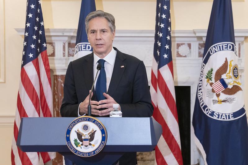 """США и четыре страны Европы призвали РФ """"снизить напряженность"""" вокруг Украины"""