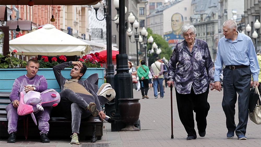В Росстате назвали число бедных россиян по итогам 2020 года