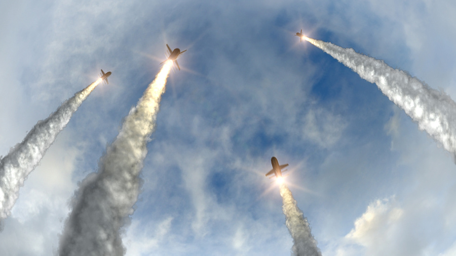 Россияне оценили вероятность участия страны в третьей мировой войне