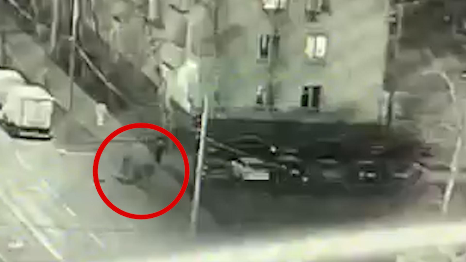 Жертва  прокурор, преступники  неудачники: нелепую попытку ограбления пресекли в Москве