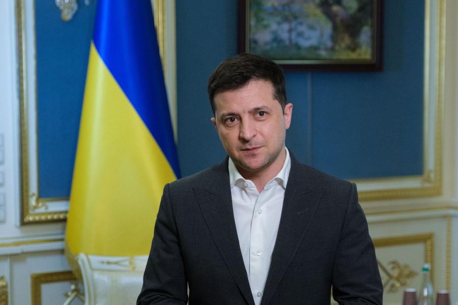 """<p>Фото © <a href=""""https://www.president.gov.ua/news/ukrayina-uklala-dogovir-z-amerikanskoyu-korporaciyeyu-pfizer-67833"""" target=""""_blank"""" rel=""""noopener noreferrer"""">Сайт президента Украины</a></p>"""